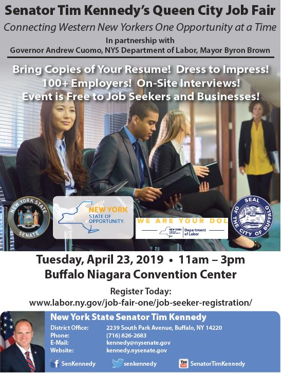 2019 Queen City Job Fair